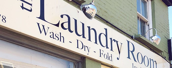 The Laundry Room, Launderette in Desborough Road, High Wycombe