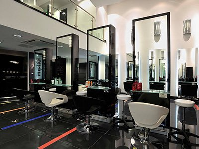 Rush hair salon, High Wycombe