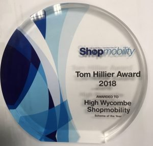 Picture of Tom Hillier Award